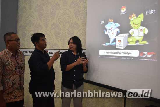 Maskot Siro' dan 'Siboy' jadi Maskot Pilwali Surabaya 2020