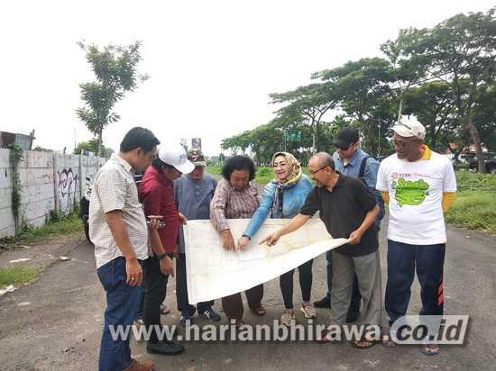 Komisi A DPRD Surabaya Telusuri Dugaan Jual Beli Lahan Fasum YKP