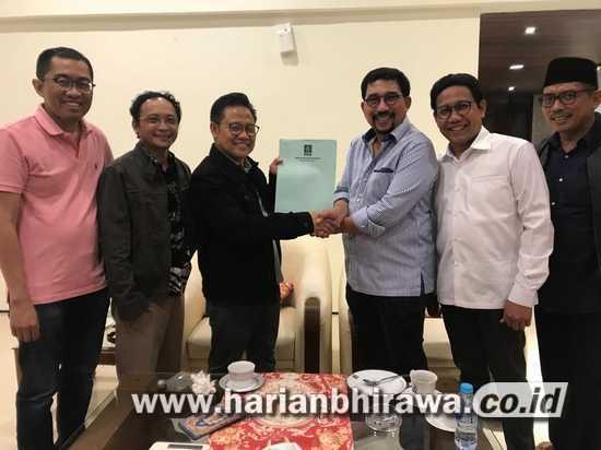 PKB Rekom Machfud Arifin Maju Bakal Calon Wali Kota Surabaya
