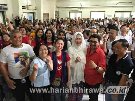 Masyarakat Tionghoa Dukung Machfud Arifin Jadi Wali Kota Surabaya