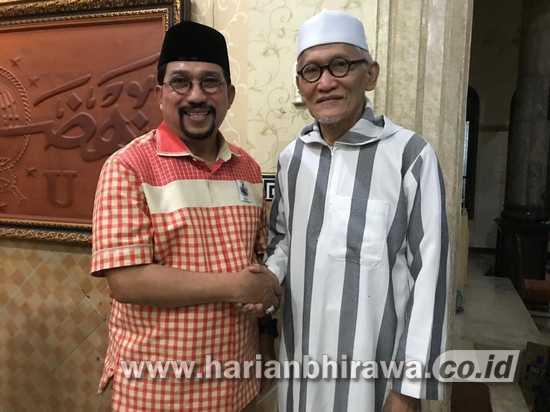 KH Miftachul Akhyar Siap Menangkan Machfud Arifin di Bacawali Surabaya