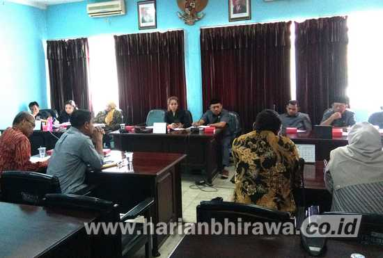 DPRD Kota Kediri Kembali Putuskan Bentuk Pansus PD BPR