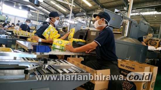 PT Softex Indonesia Komitmen Hasilkan Produk Bermutu