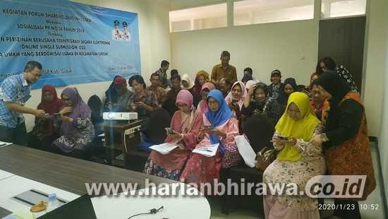 Mengurus Surat Izin Usaha Cukup Mudah di Kabupaten Gresik