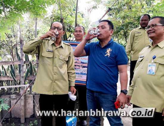 Perusda Air Minum Kabupaten Situbondo Berubah Perum Air Minum Daerah
