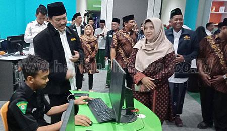 SMK Plus NU Launching Teaching Factory Studio And Art