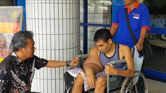 Miris, Lengan Tities Kian Membengkak Usai Jalani Operasi di RSUD R Sosodoro Bojonegoro