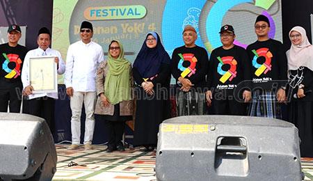 Bentuk Karakter Siswa dengan Festival Dolanan di Pasuruan