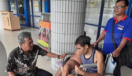Miris, Lengan Tities Membengkak Usai Jalani Operasi di RSUD R Sosodoro Bojonegoro