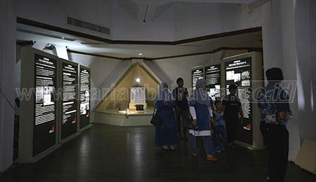 Libur Nataru, Pengunjung Museum Pahlawan Capai 2 Ribu Orang Perhari