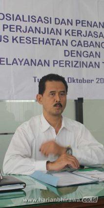 Semua Perusahan di Tuban, Diwajibkan Lapor Kegiatan K3