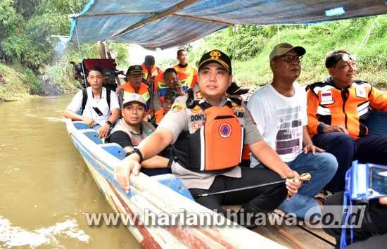 Antisipasi Bencana, Petugas Gabungan Pasuruan Siaga 24 Jam