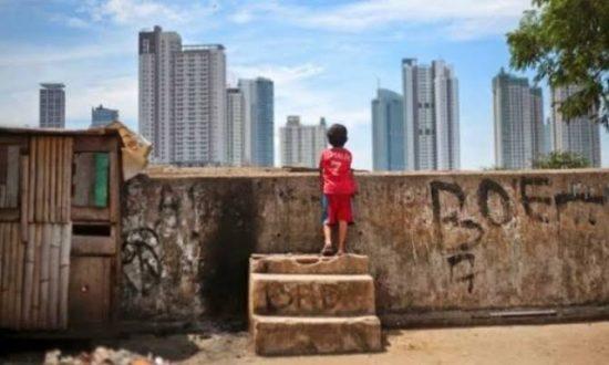BPS: Angka Ketimpangan Indonesia Turun