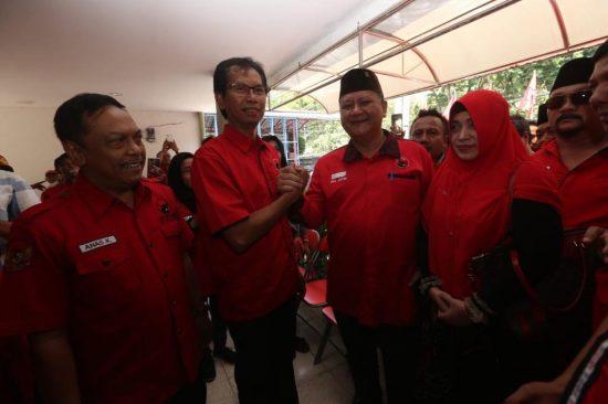 Tutup Non Kader, PDIP Surabaya Tegak Lurus Usung Kader Sendiri