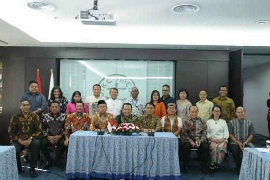 PGI Usulkan Utusan Golongan Jadi Anggota MPR
