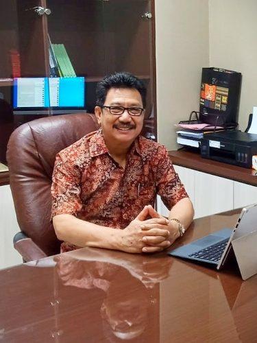Dimata Ketua Bidang Litbang Dekopinwil, Sri Untari Sosok Tekun, Mau Belajar
