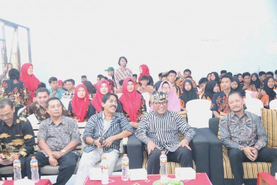 Wawali Resmikan Gedung Laboratorium Baru SMA Kertanegara Malang