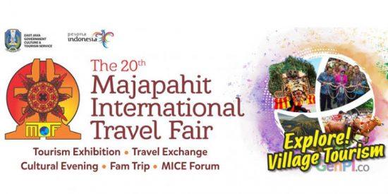 Majapahit International Travel Fair Jatim Lebih Tingkatkan Kualitas