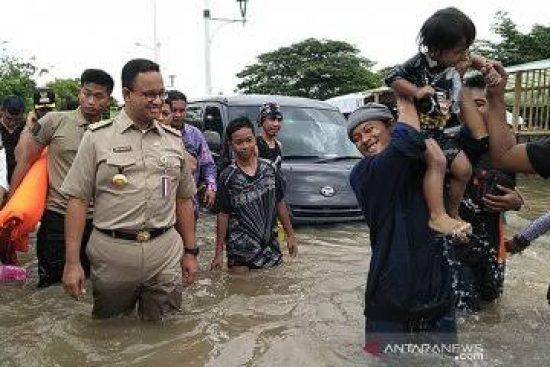 Politisasi Banjir