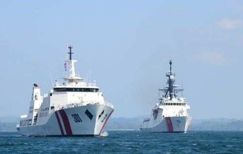 """Desak Pemerintah Bentuk """"Sea And Coast Guard"""""""