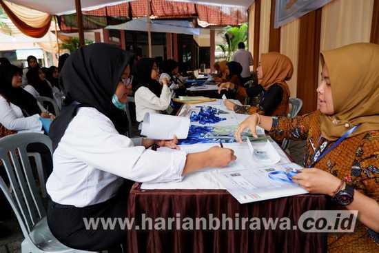 46 dari 10.187 orang Tak Masuk Tes CPNS Tahap Awal di Sidoarjo