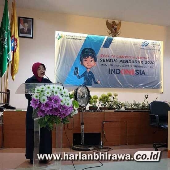 BPS Kabupaten Malang Gelar Sensus Penduduk 2020 Melalui Online