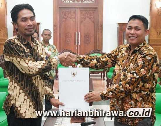 Ombusman Jatim Sampaikan Rapor Merah Tiga Dinas di Kabupaten Madiun
