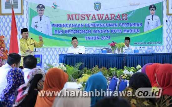 Wali Kota Madiun Imbau Tingkatkan Sinergitas