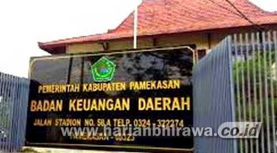 Realisasi PAD Kabupaten Pamekasan TA 2019 Melebihi Target