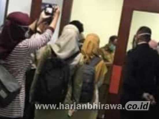 RSUD Kabupaten Sidoarjo Isolasi Pasien Diduga Terserang Virus Corona