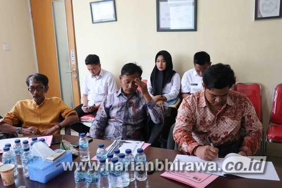 Komisi II DPRD Gresik Datangi Kantor PDAM Karena Banyak Keluhan