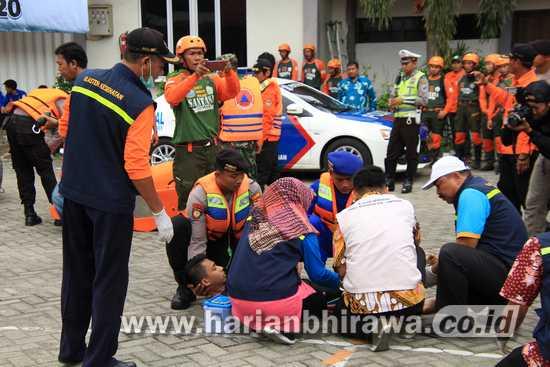 Tanggap Darurat Bencana, Posko Induk dan Tiga Posko Penyangga Disiapkan