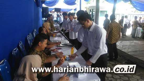 9.198 Orang Ingin Jadi Aparatur Sipil Negara di Kota Malang