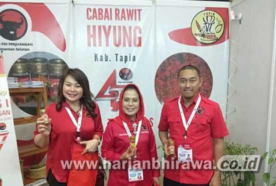 Sri Untari Rekomendasikan Cabai Hiyung dapat Diadopsi Petani Jawa Timur