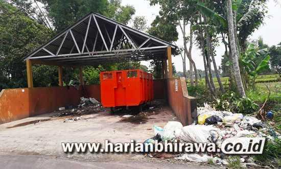 TPA Kabupaten Bondowoso Hanya Bisa Tampung 1,6 Ton Sampah