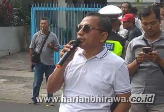 Pemuda Kediri Dukung Polisi Dalam Penanganan Kasus Gelar Palsu