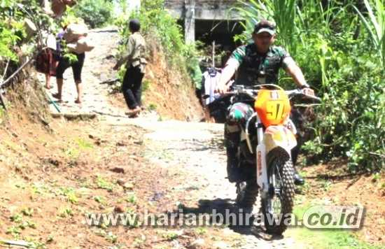 Kodim 0809 Kabupaten Kediri Revitalisasi Sarana Air Bersih di Damarwulan