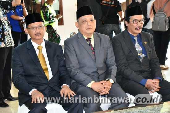 Dua Sekda Jadi Saksi Pelantikan Sekretaris Daerah Tulungagung