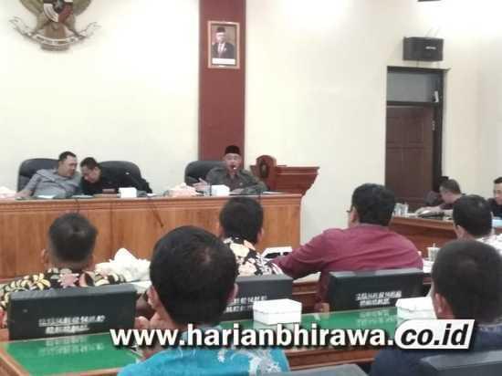 Nasib Tak Jelas, GTT dan PTT Wadul DPRD Kabupaten Trenggalek