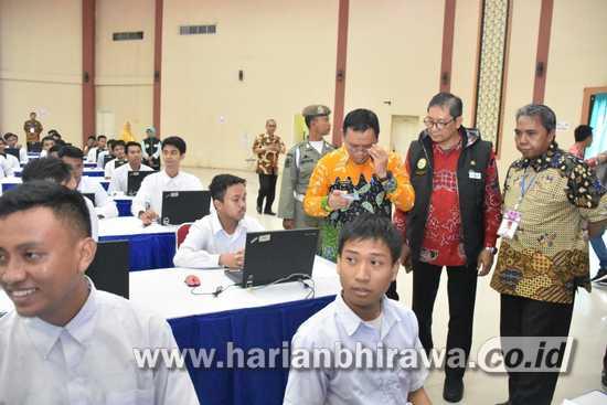 Kepala BKN Regional II Surabaya Apresiasi Pelaksanaan SKD CPNS