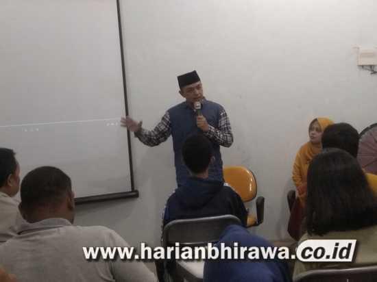 Gus Hans Bidik Pemilih Milenial Surabaya