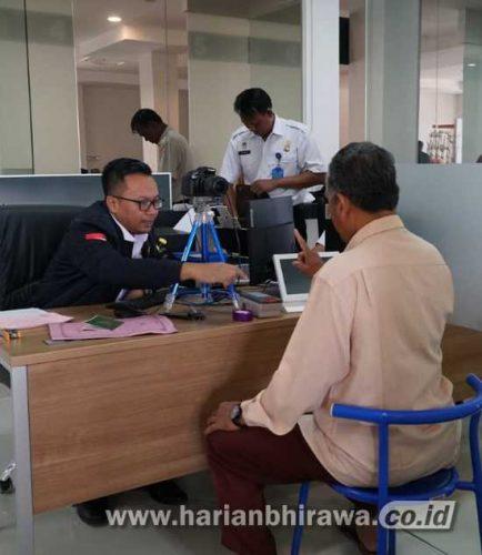 Pembuatan Paspor di Kantor  Imigrasi Kediri Didominasi CJH