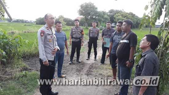 Pro-Kontra Tambak Udang Tanjung Pecinan Dimediasi Polisi