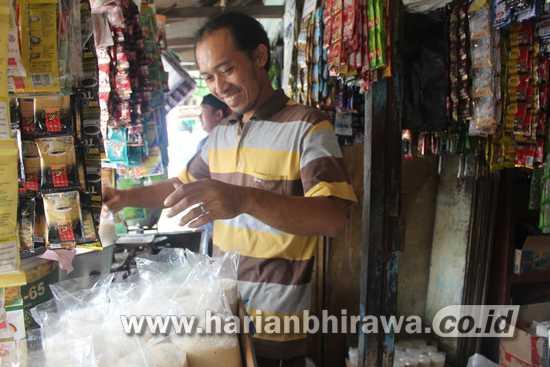 Sebulan Terakhir, Harga Gula Pasir Naik di Kabupaten Jombang