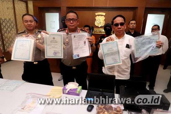 Polisi Bongkar Peredaran Dokumen Palsu untuk Pilkada Serentak 2020