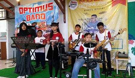 Setelah Meraih Prestasi, Optimus Band Segera Membuat Sebuah Singgle