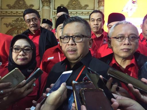 Dikeroyok di Pilwali Surabaya, Ini Kata Sekjen PDIP Hasto Kristiyanto