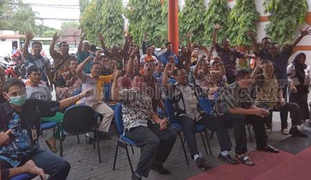 OPD Pemprov Meriahkan Final Piala Gubernur Jatim