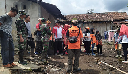Pasca Banjir, Pemkab Bondowoso Lakukan Recovery