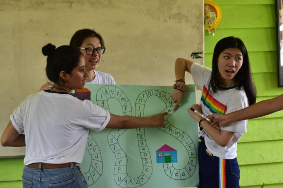 100 Siswa Singapore National Academy Ambil Bagian Program Penghargaan IAC